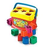 Fisher-Price FRPK7167 K7167 Brilliant Basics(TM) Babys First Blocks