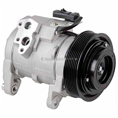Brand New Premium Quality AC Compressor & A/C Clutch For Dodge Durango & Ram 5.7 - BuyAutoParts 60-01722NA New