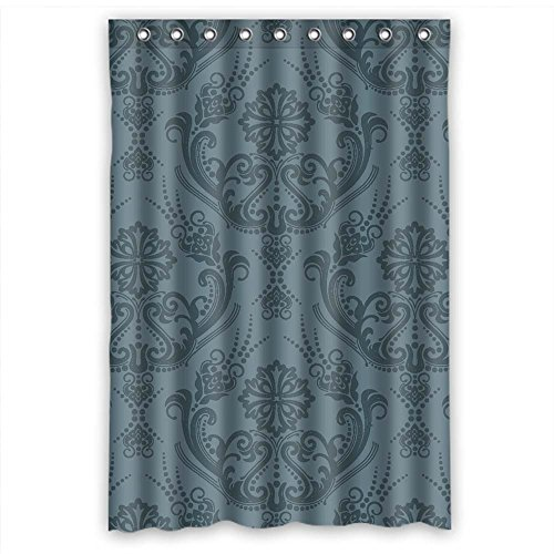 Monadicase Christmas Shower Curtains Width X Height / 48 X 72 Inches / W H 120 By 180 Cm(fabric) Nice Choice For Family,artwork,kids,lover,teens. Durable Court Style Polyester