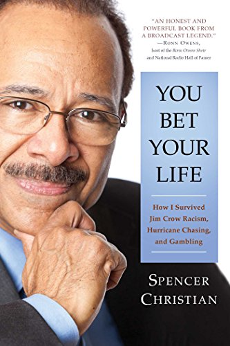 You Bet Your Life: How I Survived Jim Crow Racism, Hurricane Chasing, and Gambling - Marker Mens Black Hurricane