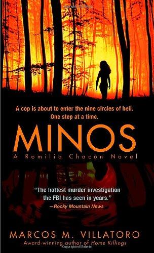 Minos: A Romilia Chacon Novel (Romilia Chacon Mysteries) PDF