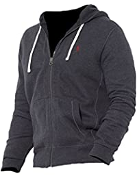 Polo Ralph Lauren Classic Fleece Full-Zip Hoodie - Size: 2XL