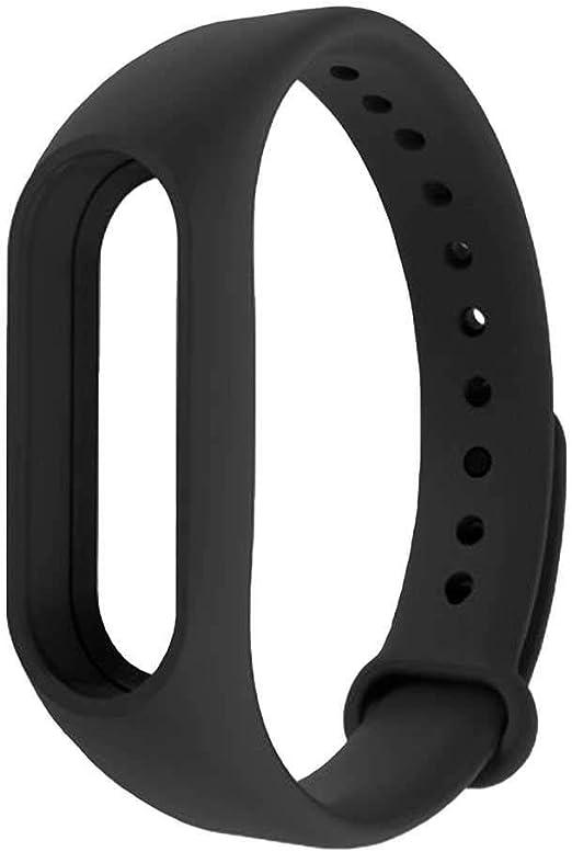 Comprar OcioDual Recambio para Pulsera Actividad Xiaomi Mi Band 4 3 Smartwatch Correa Reloj Negro