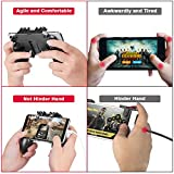 DELAM Mobile Game Controller with L1R1 L2R2