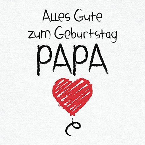 Alles Gute Zum Geburtstag Papa Vater Geschenk Baby Langarm Body