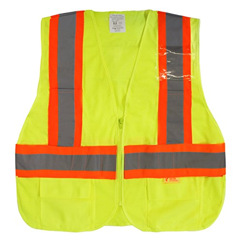 Safety SAZ8212 Visibility Reflective Pockets