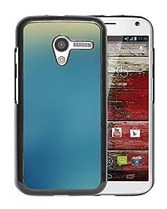 Blurry River Durable High Quality Motorola Moto X Phone Case