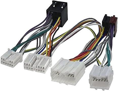 Iso Adapter Kabel Parrot Freisprecheinrichtung Volvo S40 S70 V40 V70 850 Elektronik