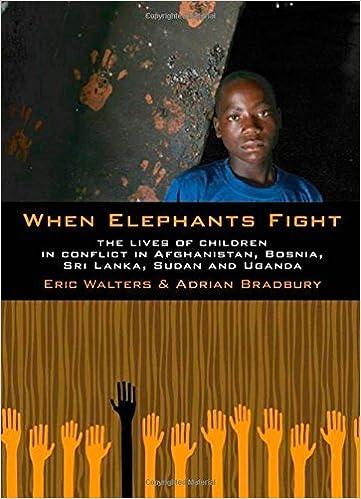 Book When Elephants Fight by Walters, Eric, Bradbury, Adrian (2012)