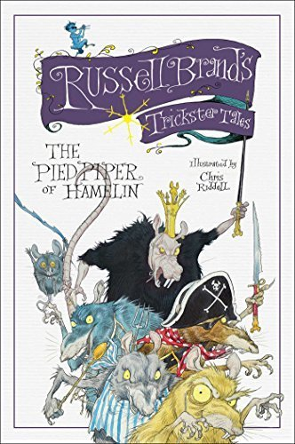 The Pied Piper of Hamelin: Russell Brand's Trickster Tales by Brand, Russell (2014) Hardcover