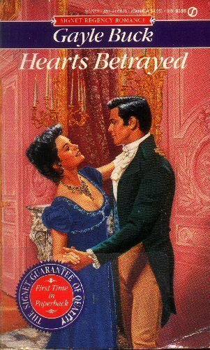 book cover of Hearts Betrayed