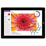 Microsoft Surface 3 4G LTE AT&T UNLOCKED Tablet 10.8'' 64GB Quad Core Full HD 2.4 GHz Dual Camera Bluetooth 4.0 Windows 10 Home GK6-00013