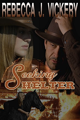 Book: Seeking Shelter by Rebecca J. Vickery