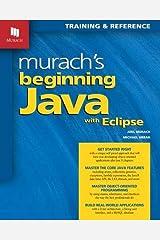 Murach's Beginning Java with Eclipse Paperback
