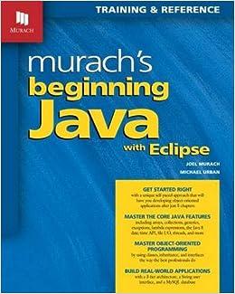 Java Eclipse Book