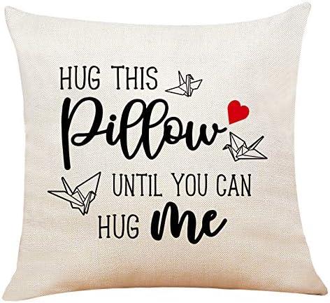 Long Distance Cushion