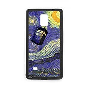 Chinese Doctor Who Custom Case for Samsung Galaxy Note 4,personalized Chinese Doctor Who Phone Case