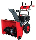 PowerSmart DB7279-24 Gas Snow Blower with Electric Start