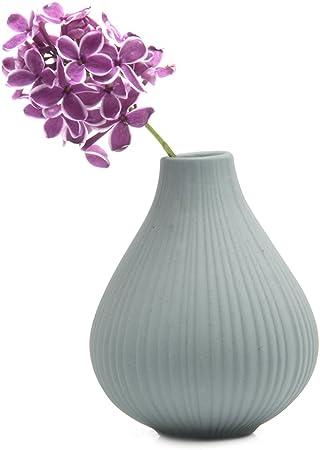 blu marino /gelo 6/pezzi confezione argilla vaso grigio verde pavone 1/pz ciascuno in nero bianco e blu Chive/ grigio chiaro