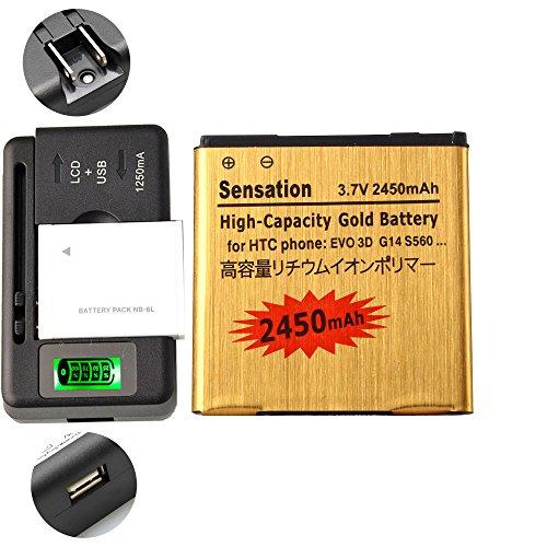 (Door Battery Htc)