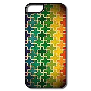 Alice7 Cross Case For Iphone 5,Style Iphone 5 Case