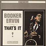 That'S It (French Import) By Booker Ervin (0001-01-01)