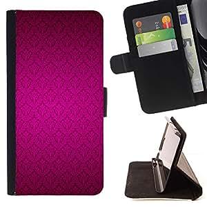 For Sony Xperia Z3 D6603 Case , Motif Wallpaper Couleur vive - la tarjeta de Crédito Slots PU Funda de cuero Monedero caso cubierta de piel