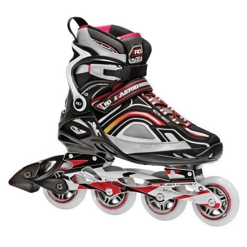 司書無見せますRoller Derby Men's Aerio Q-90 Inline Skate (Size-11) 【You&Me】 [並行輸入品]