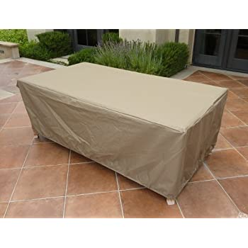 Amazon Com Rectangular Or Oval Table Cover 84 Quot L X 44 Quot W X