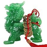 Wenmily Feng Shui Green Pi Yao/Pi Xiu Wealth
