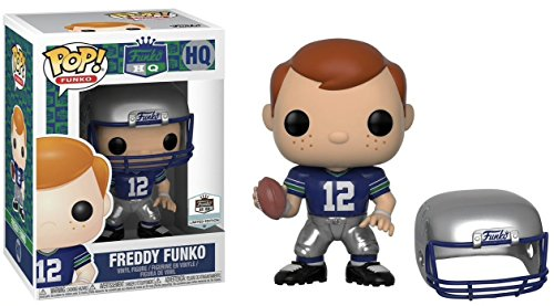 Funko Pop Freddy Funko Football Throwback Limited - Football Pop