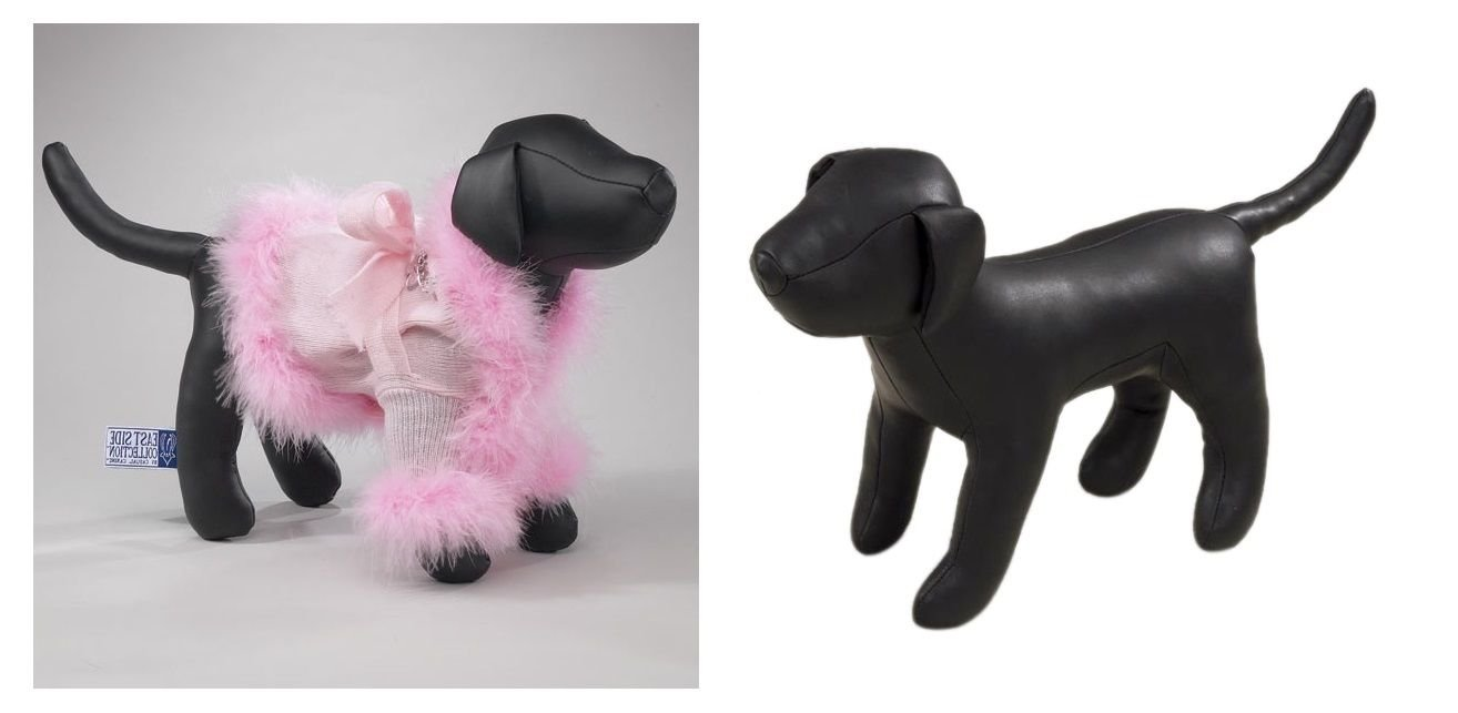 East Side Collection Dog Mannequins Cute Standing Models to Display K-9 Apparel Choose Your Size !(Full Set - All 3 Sizes !) by East Side Collection (Image #7)