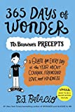 Book cover from 365 Days of Wonder: Mr. Brownes Preceptsby R. J. Palacio