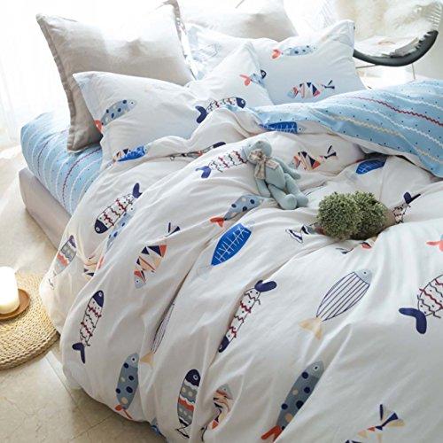 MAXYOYO Textiles Different Pattern Bedding