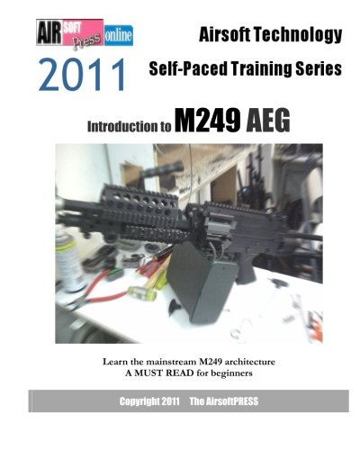 (Airsoft Technology Self-Paced Training Series: Introduction to M249 AEG: Learn the mainstream M249 AEG architecture)