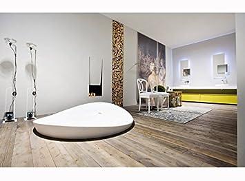 Vasca Da Bagno Rotonda Da Incasso : Bagno caldo in vasca awesome vasche da bagno e piatti doccia a