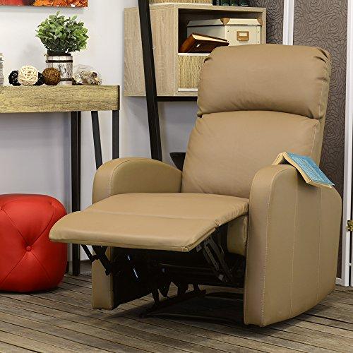 CRIBEL DISA A sillón de Relax, Polipiel
