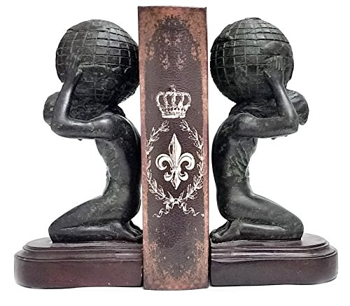 Atlas Bookends Beautifully Crafted Esteems