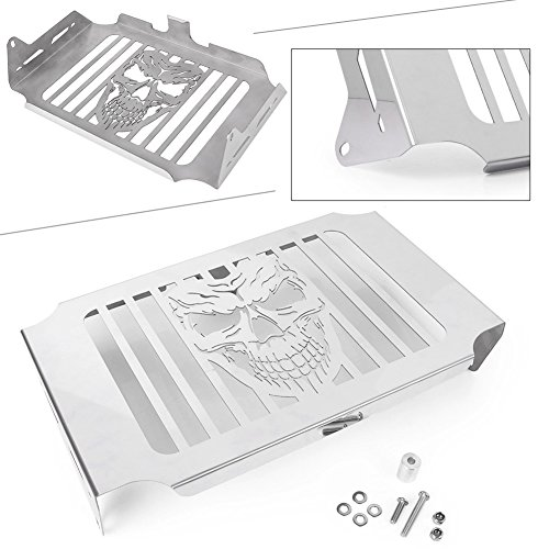 Magna Radiator Cover - GZYF Stainless Steel Radiator Cover Protective Guard for 1994-2004 Honda Magna 750 VF750