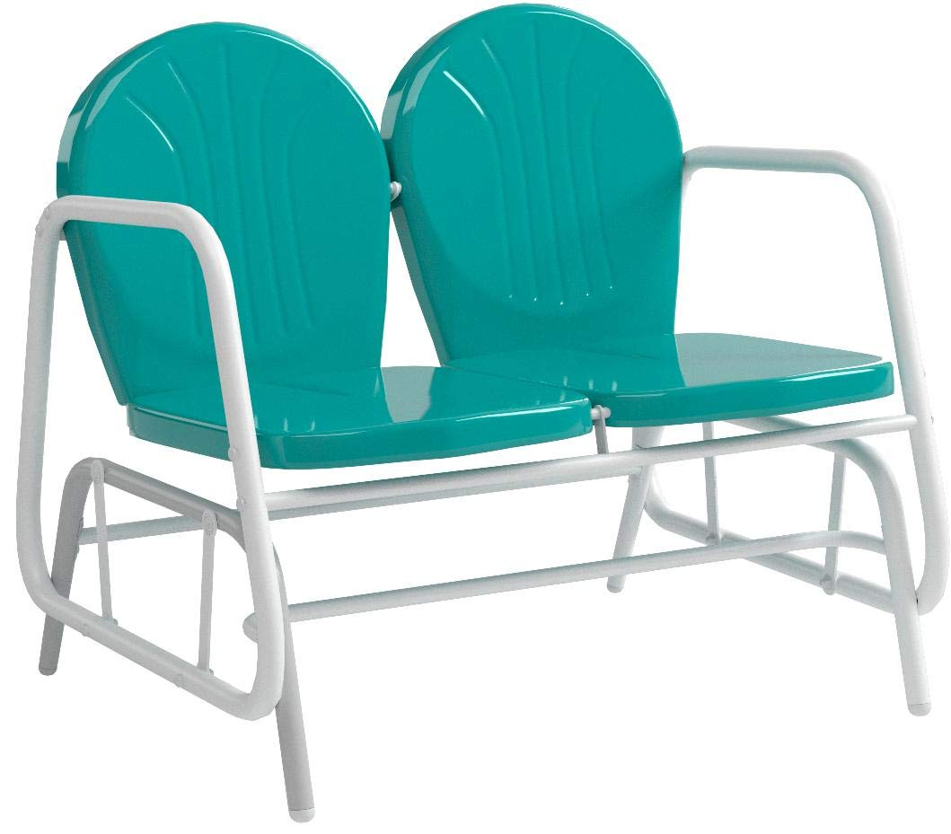 Jack Post BH-10EM Porch Glider,Turquoise by Jack Post (Image #6)