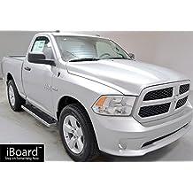 "5"" iBoard Running Boards Fit 09-17 Dodge Ram 1500/2500/3500 Regular Cab Nerf Bar Side Steps Tube Rail Bars Step Board"