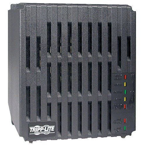 Tripp Lite LC2400 Line Conditioner 2400W AVR Surge 120V 20A 60Hz 6 Outlet 6-Feet Cord (Conditioner Power 20a)