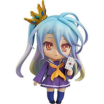 Good Smile No Game No Life: Shiro Nendoroid Action Figure: Toys & Games