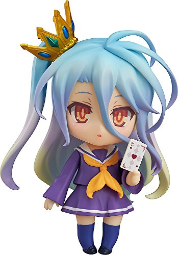 Good Smile No Game No Life: Shiro Nendoroid Action Figure by Good Smile