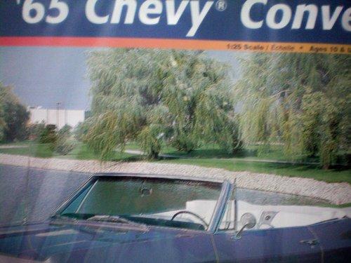 Revell Monogram '65 Chevy Convertible 1:25 Scale Skill 2 Model Kit