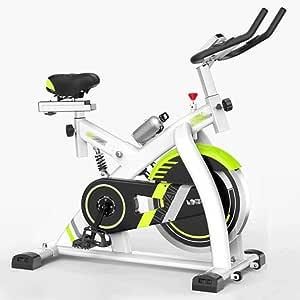 Bicicleta de ejercicio de bicicleta de spinning silencioso de ...