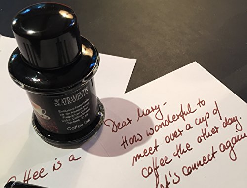 Scented Coffee Ink