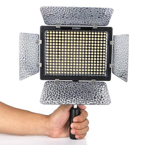 Cámara de vídeo lámpara de luz de vídeo LED Yongnuo YN-300 II ...