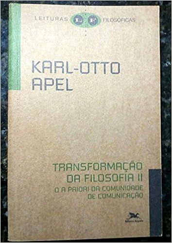 Transformações da Filosofia | Biblioteca Libertária