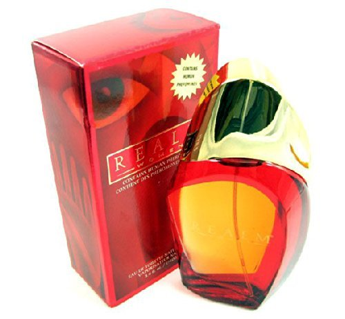 Realm Perfume for Women with Human PHEROMONES Eau De Toilette Spray 100ml. / 3.4 Fl.oz